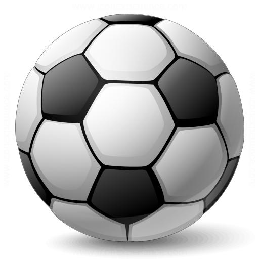 Iconexperience V Collection Soccer Ball Icon
