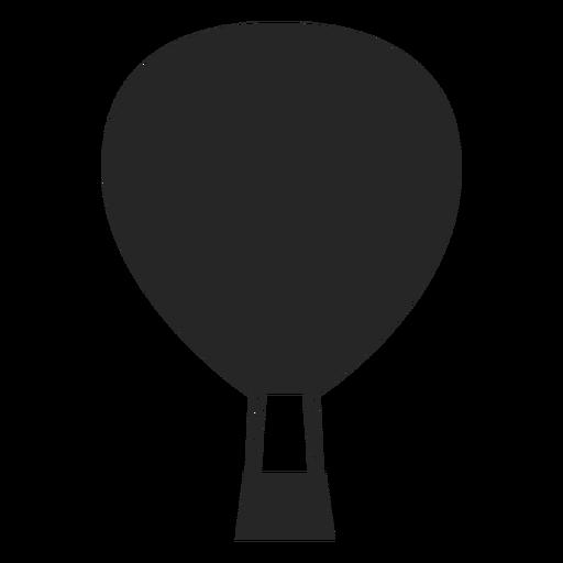 Flat Air Balloon Icon