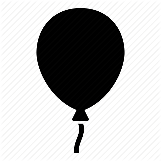 Baby, Ballon, Balloon, Helium Balloon Icon