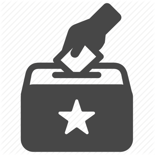Ballot, Ballot Box, Election, Political, Selection, Vote, Voting Icon