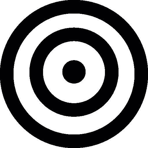 Target Circles Icons Free Download
