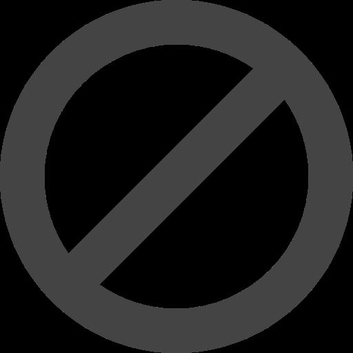 Ban Icon Free Of Vaadns
