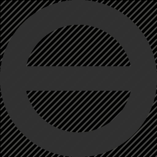 Ban, Prohibit, Prohibition Icon