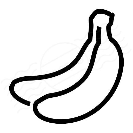 Iconexperience I Collection Banana Icon