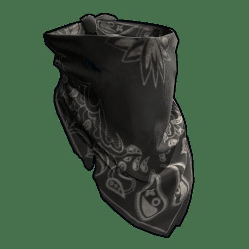 Black Bandana Rust Wiki Fandom Powered