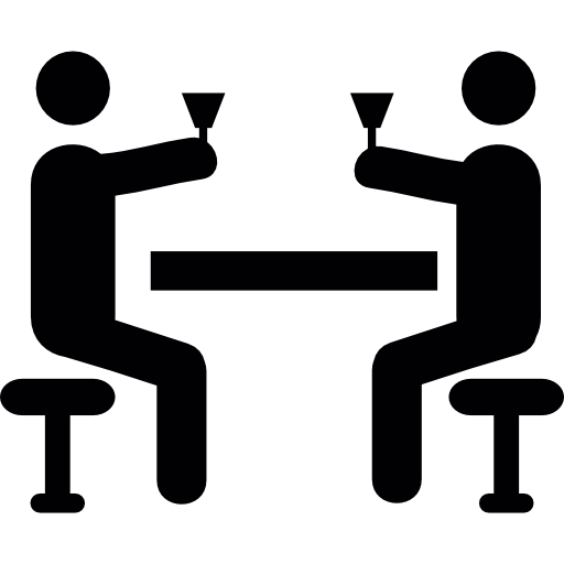 Bandana, Male, Man, Guy, People, Silhouette Icon
