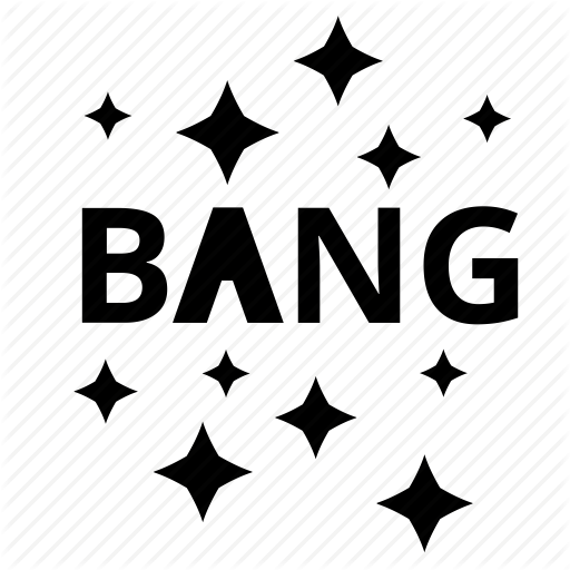 Bang, Bomb, Effect, Stars, Terrorist Icon