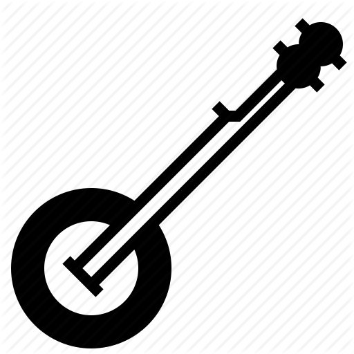 Audio, Banjo, Country, Insturment, Music, Song, Stringed Icon