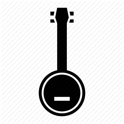 Banjo, Chordophone, Instrument, Musical Icon