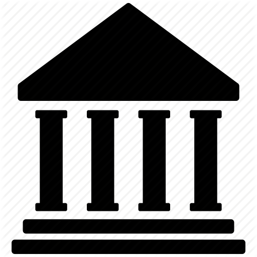 Bank, Bank Account, Banking Icon
