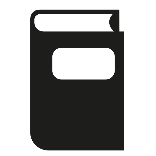 Book Gross Black Shape Free Icon Ads Icon Icons