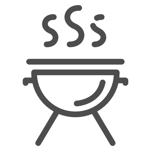 Barbecue Icon Free Of Travelling Icon Set, Ist Part