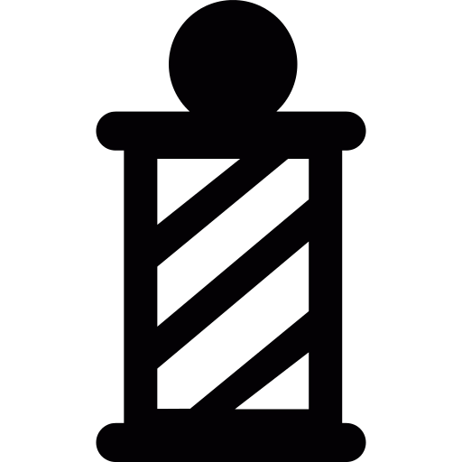 Barber Pole Png Icon