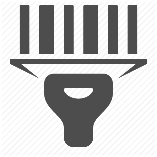 Bar Code, Barcode, Logistics, Reader, Scanner Icon