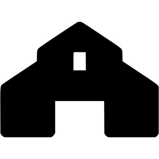 Black Barn Icon