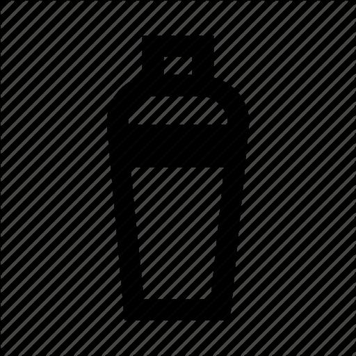 Barkeeper, Bartender, Drink, Liquor, Shaker Icon