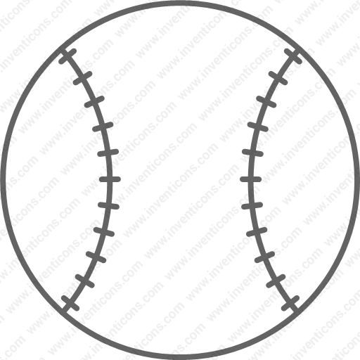 Download Ball,baseball,sport Icon Inventicons