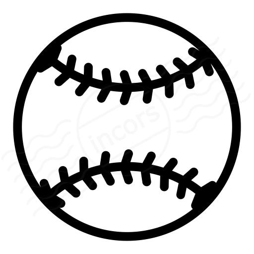 Iconexperience I Collection Baseball Icon