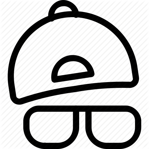 Back, Baseball, Cap, Hat, Snap, Sunglasses Icon