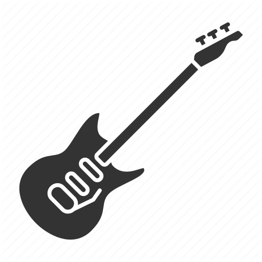 Bass Guitar Icon