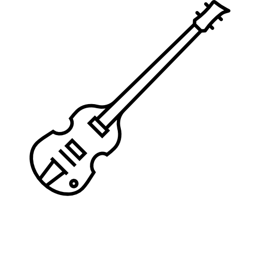 Bass Guitar Icons Free Download