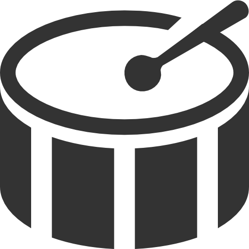 Bass, Drums Icon Free Of Android Icons