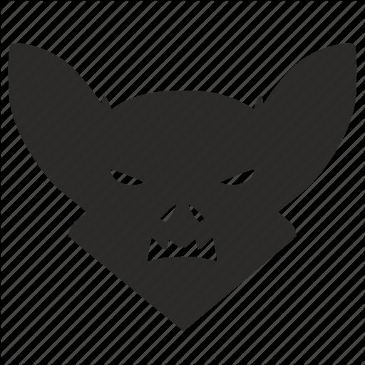 Animal, Bat, Face, Skn