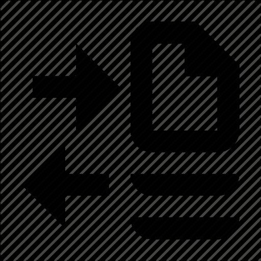 Batch, Document, Sync Icon
