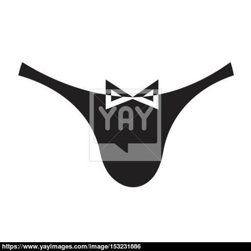 Underwear Icon Vector