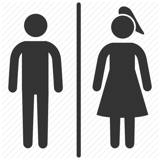 Bathroom, Public Washroom, Restroom, Toilet, Toilets, Wc Icon