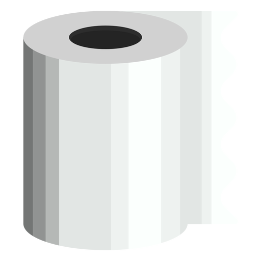 Toilet Paper Bath Icon