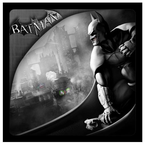 Image Batman Arkham City Icon