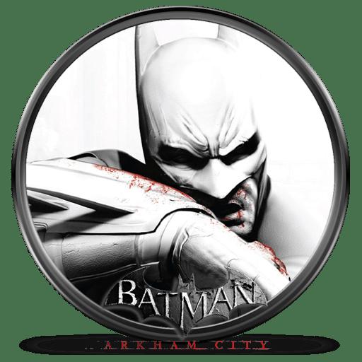 Arkham City Icon Rocketdock