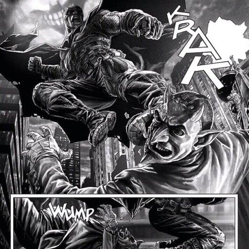 Batman Dc Universe Amino