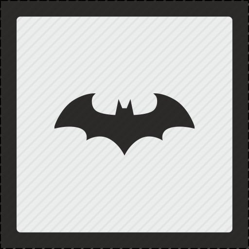 Bat, Batman, Function, Hero, Square Icon