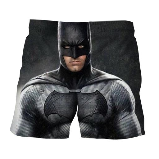 Cool Superheroes Boardshorts Swimming Trunks Superheroes Gears