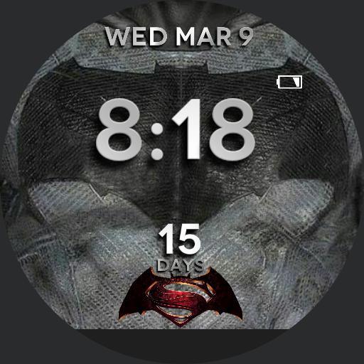 Batman V Superman For Moto