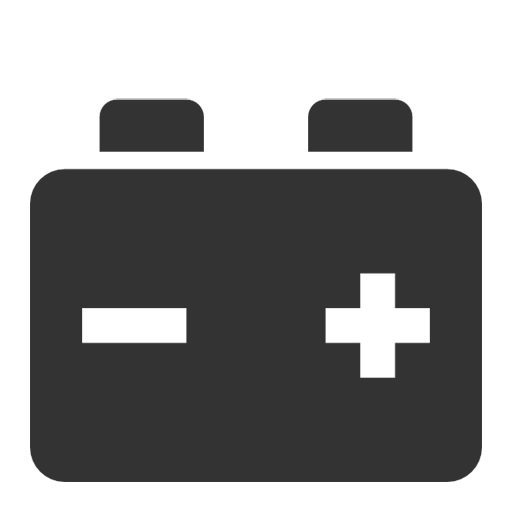 Car Battery Icon Free Icons Download