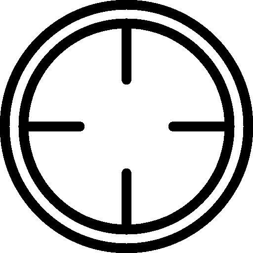 Sniper Gun Target Icons Free Download