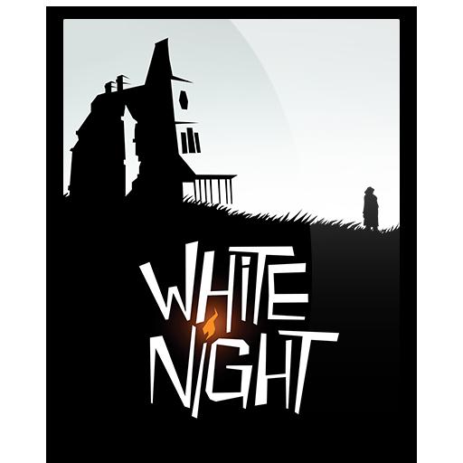 Icon White Night