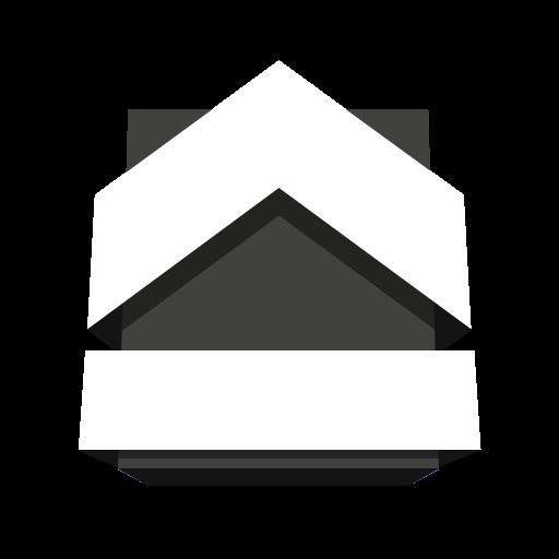Eject Block Icon Stark Iconset