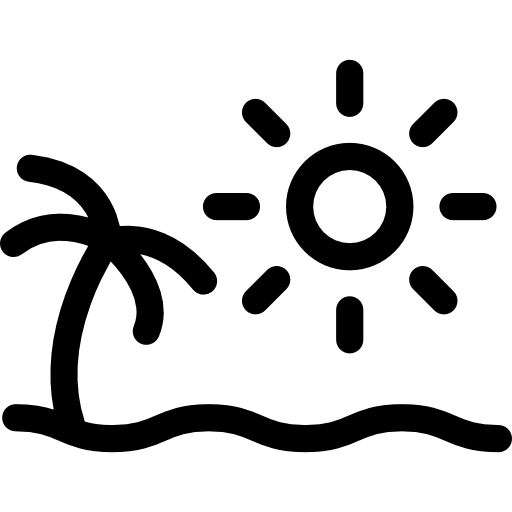 Beach Icons Free Download