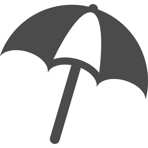 Beach Umbrella Free Icon