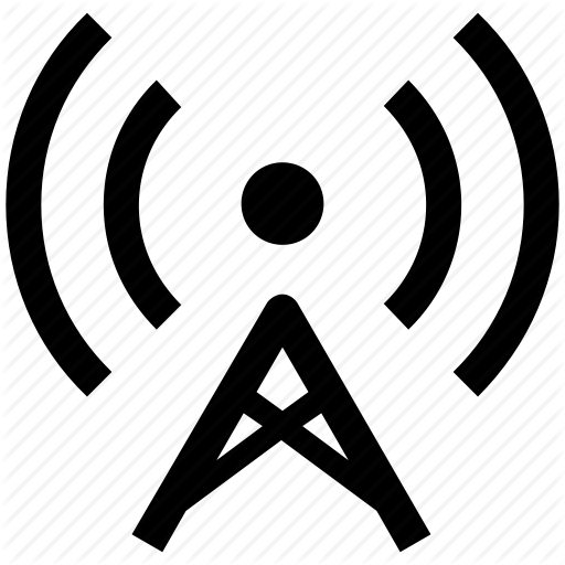 Antenna, Beacon, Signal Tower, Tower, Wifi Signal Antenna Icon