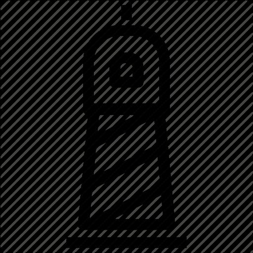 Beacon, Coast, Lighthouse Icon