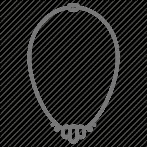 Bead, Jewelry, Necklace, Pendant Icon