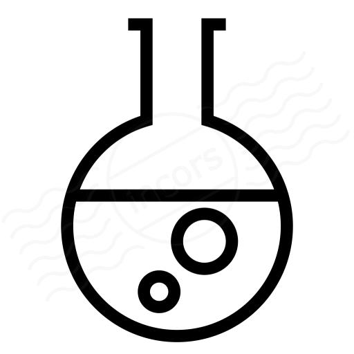 Iconexperience I Collection Beaker Icon