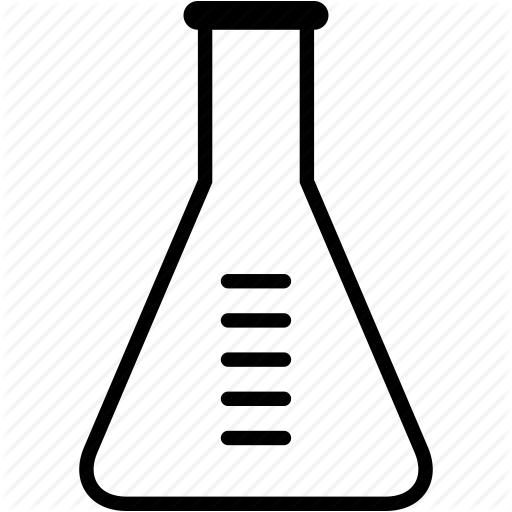Beaker, Chemistry, Research, Science, Test, Tube Icon