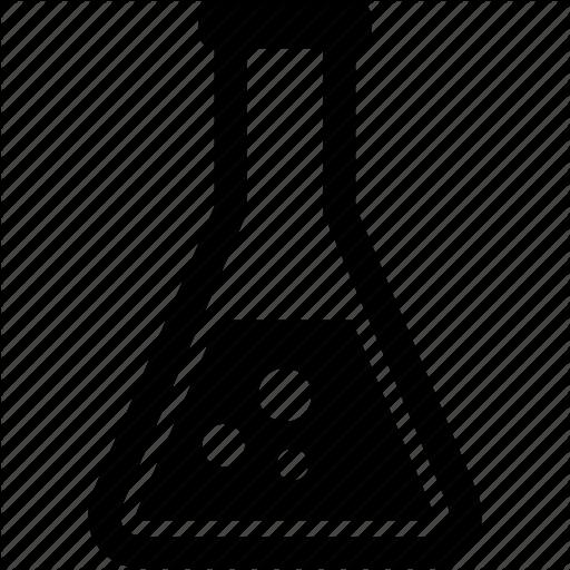 Beaker, Chemistry, School, Science, Test, Tube Icon