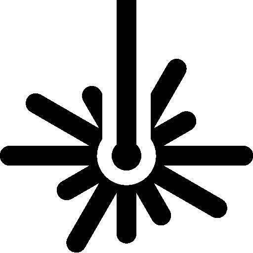 Industry Laser Beam Icon Windows Iconset